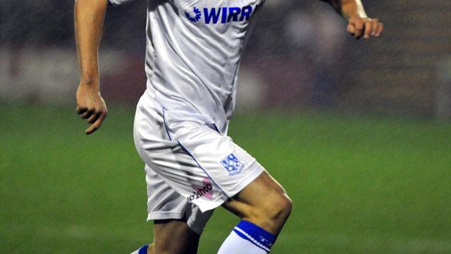 Football - Wallace blow for Tranmere