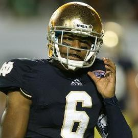 Notre Dame CB Keivarae Russell out 6-8 weeks with fractured tibia