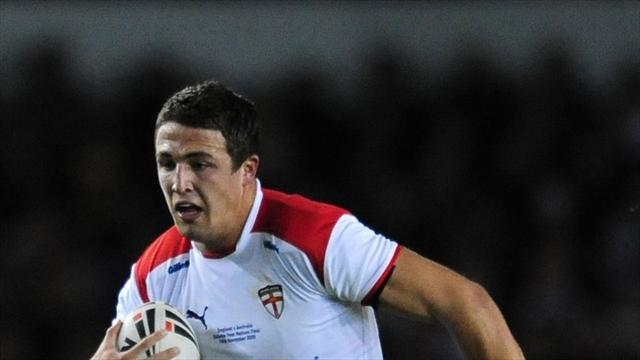 Rugby - Bath-bound Burgess eyeing World Cup