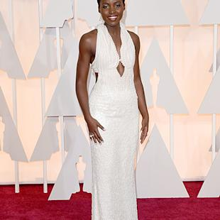Lupita Nyong'o's Oscars 2015 Dress Stolen from Hotel Room: Find Out What Happenedto the $150K Pearl Gown
