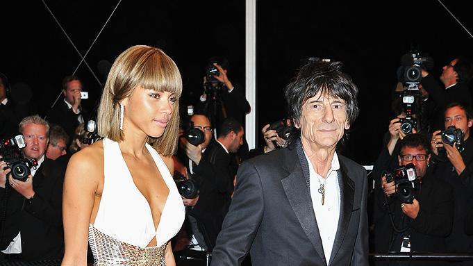 Cannes Film Festival 2011 Ronnie Wood