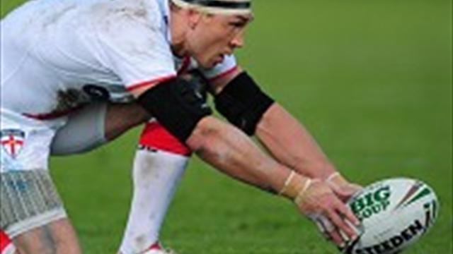 Rugby League - Sinfield 'humbled' by award