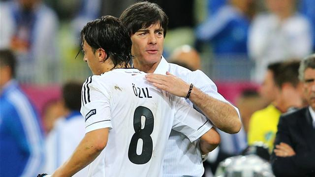 Premier League - Germany coach Loew: Ozil sale 'incomprehensible'