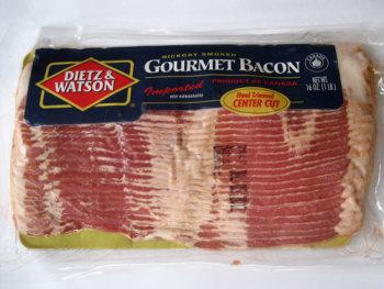 Dietz & Watson Gourmet Bacon