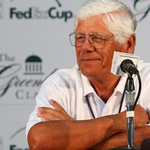 Lee Trevino reflects on being named Golf Pro Emeritus at The Greenbrier