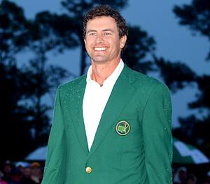 "Adam Scott Has a Girlfriend: ""I'm Not Single At All,"" Golfer Says"