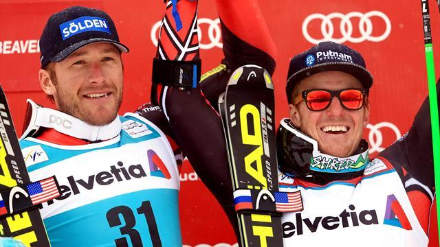 Alpine Skiing - Ligety continues to shine