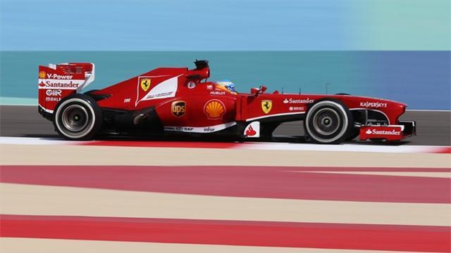 Formula 1 - Alonso: Ferrari can attack in Spain