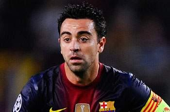 Xavi still an uncertainty for Milan clash, says Roura