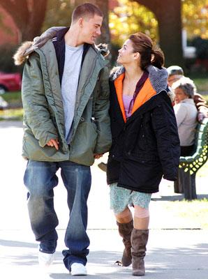 Channing Tatum and Jenna Dewan in Touchstone Pictures' Step Up