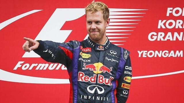Formula 1 - The partying can wait for determined Vettel