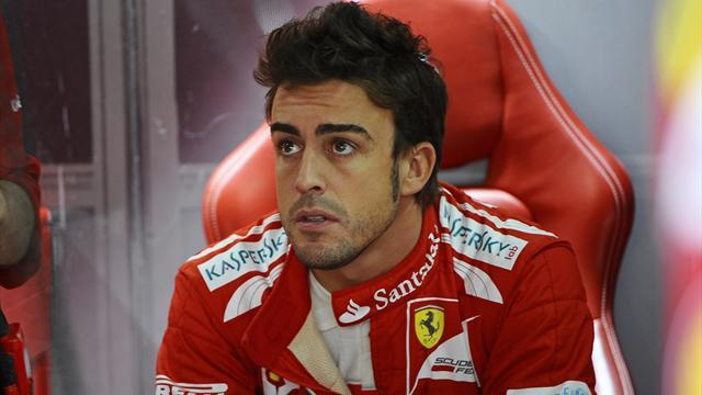 Formula 1 - Alonso to skip first pre-season test