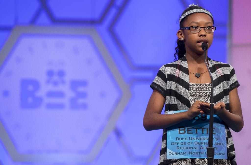 Racist trolling casts pall over US spelling bee