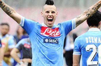 Higuain a great signing for Napoli, says Hamsik