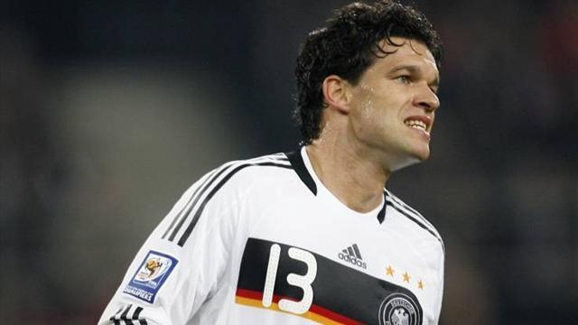 World Football - Ballack to host farewell game in Leipzig