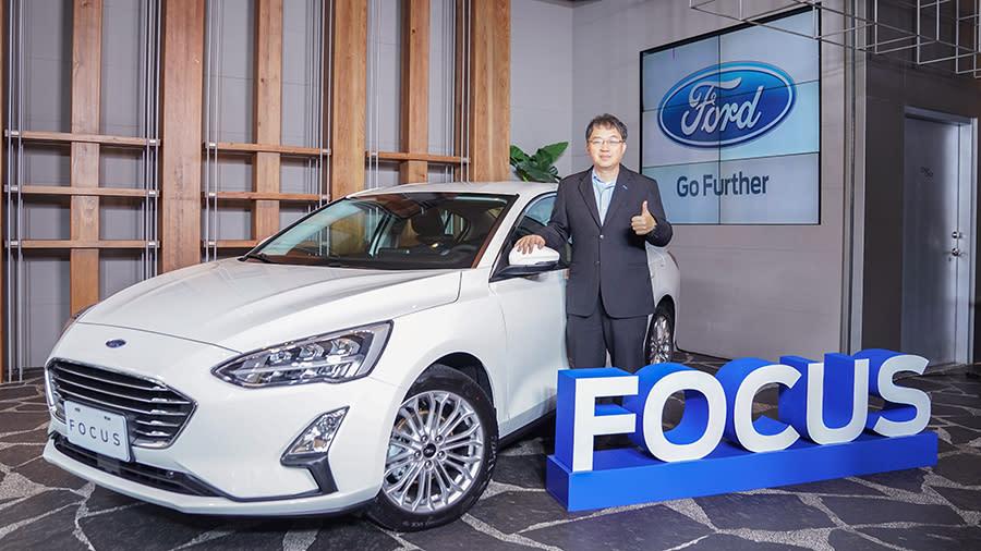 Focus四門EcoBoost 182 17TSR車型入列!安全智駕再升級