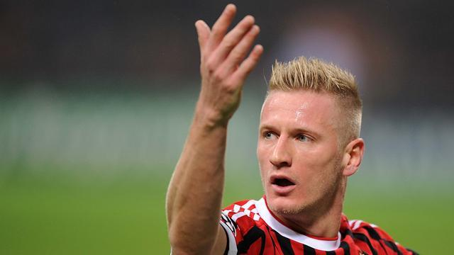 Serie A - Abate and Boateng worry Milan