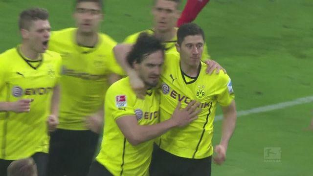 Important wins for Dortmund and Stuttgart