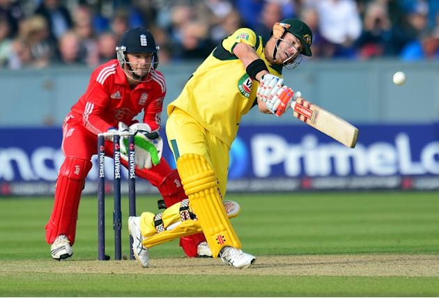 Cricket - Second NatWest International T20 - England v Australia - Emirates Durham ICG