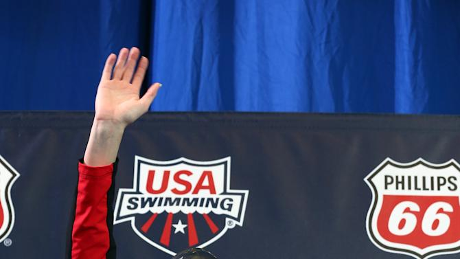 2013 USA Swimming Phillips 66 National Championships and World Trials - Day 4