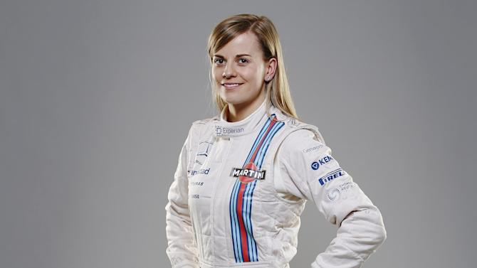 Formula 1 - Susie Wolff handed larger role at Williams