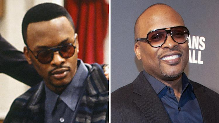 DJ Jazzy Jeff as Jazz