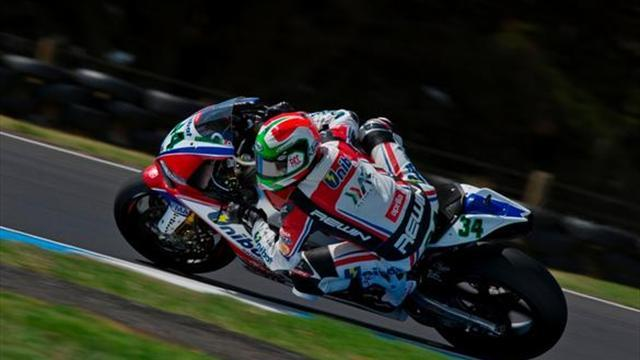 Superbikes - Assen WSBK: Giugliano tops second qualifying