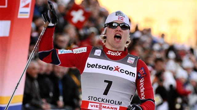 Cross-Country Skiing - Brandsdal and Kowalczyk take World Cup wins