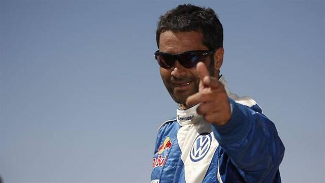 IRC - Al-Attiyah leads Cyprus Rally