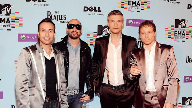 Backstreet Boys MTV Music Aw