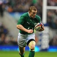 Keith Earls has taken a new approach to games