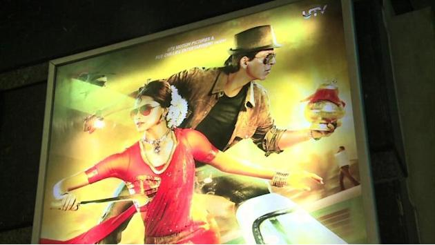 Bollywood boards 'Chennai Express' steams back to Egypt