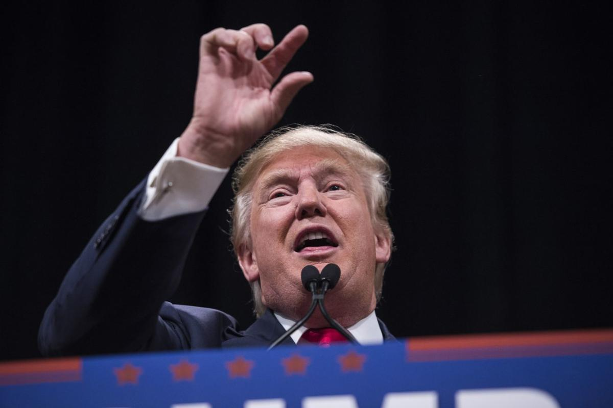 South Carolina 2016 results: Donald Trump just won easily
