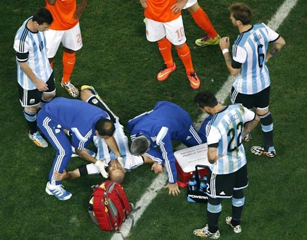FIFA's cowardice on head injuries is shocking and shameful