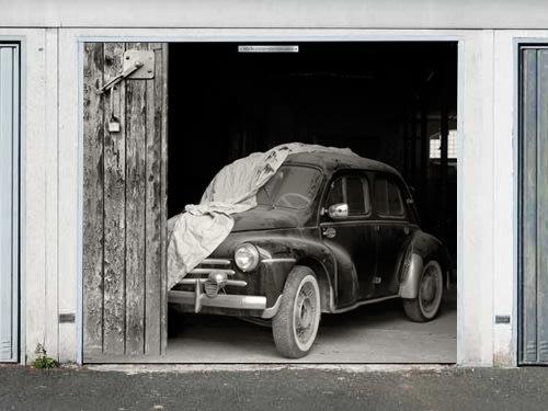 Funny Garage Door : Funny scenery garage doors sassystreak