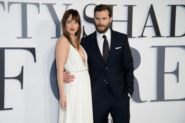 The best-selling book has been made into a film starring Dakota Johnson and Jamie Dornan