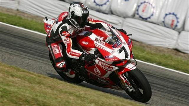 Superbikes - Monza WSBK: Injury puts Checa's race hopes in doubt
