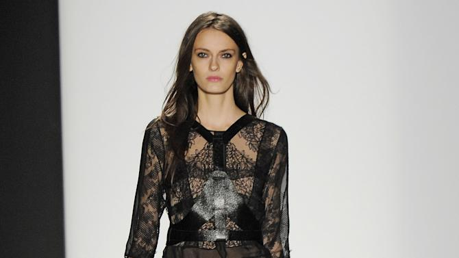 BCBG Max Azria - Runway RTW - Spring 2013 - New York Fashion Week