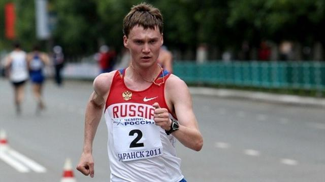 Athletics - Russian race-walker Morozov gets life ban for doping