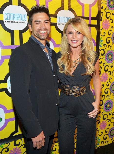 Tamra Barney, Eddie Judge Tie the Knot!