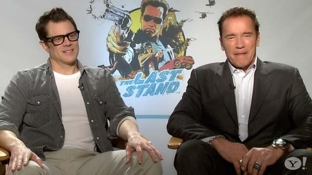'The Last Stand' Insider Access