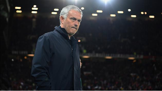 United fixture list a 'poisoned gift' - Mourinho