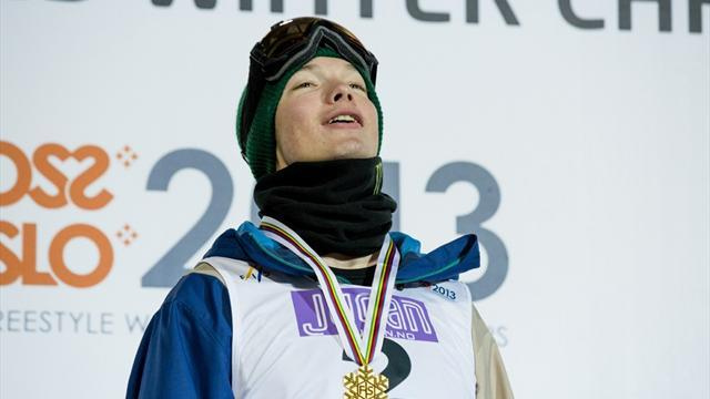 Freestyle Skiing - Wise wins gold in Oslo
