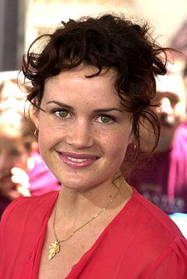 Premiere: Carla Gugino at the Los Angeles premiere of Disney's Atlantis: The Lost Empire - 6/6/2001