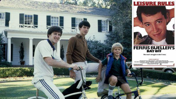 12 'Ferris Bueller' Fun Facts (From the Family That Actually Lived There)
