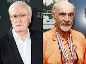 "Michael Caine Slams Sean Connery Alzheimer's Quotes as ""Completely Preposterous"""