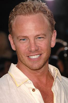 Ian Ziering at the Los Angeles premiere of 20th Century Fox's The Simpsons Movie