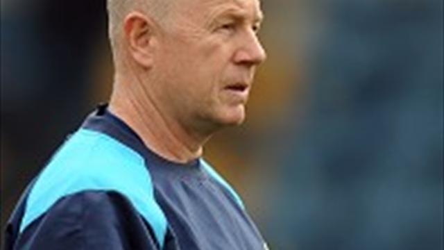 Rugby - Hill readies players for Perpignan test