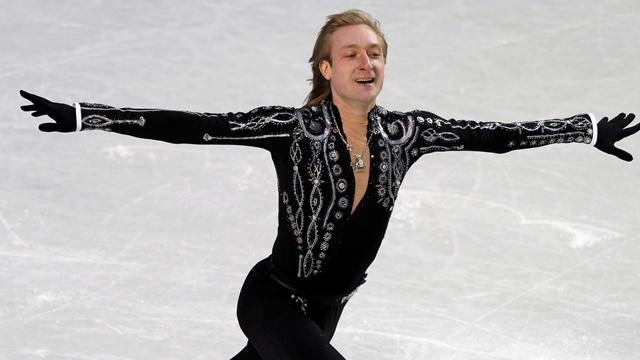 Figure Skating - Controversy as Plushenko gets Sochi nod ahead of rivals