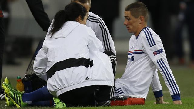 Premier League - Torres set for three-week absence